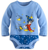 Disney Sorcerer Mickey Mouse Cuddly Bodysuit for Baby