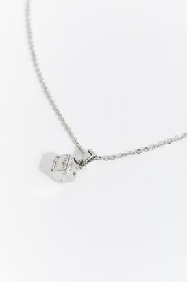 Urban Outfitters Dice Charm Necklace
