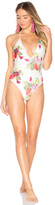 Privacy Please x REVOLVE Elouise One Piece