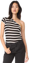 RtA Anais One Shoulder Tee
