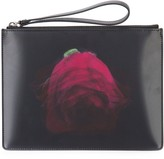 Christopher Kane lenticular rose clutch