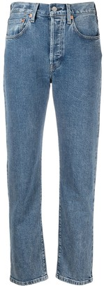 Levi's Made & Crafted The Column straight-leg jeans