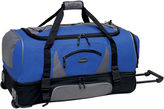 JCPenney Travelers Club Adventure 36 Sport Rolling Duffel Bag