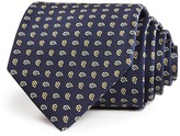 Drakes Drake's Small Pines Classic Tie