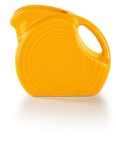 Fiesta Daffodil 5-Oz. Miniature Disk Pitcher