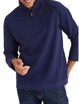Joules Dalesmen Half Zip Sweatshirt, French Navy