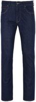 Boss Orange 24 Barcelona Denim Blue Regular Fit Jeans