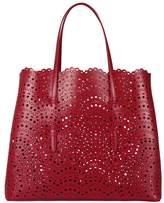 Alaia Shopping Leather Bag