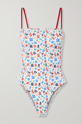 Fisch Sucre Printed Swimsuit