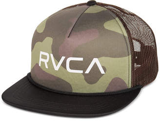 RVCA Men Foamy Trucker Cap