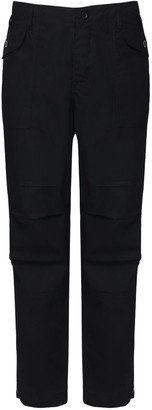 Elhaus Jumper Cotton Pants W/ Side Stripe