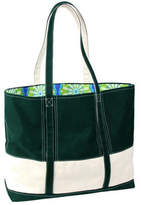 Kalencom Women's Hadaki by Big Easy Tote - Green Casual Handbags