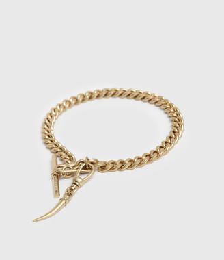 AllSaints Gila Gold-Tone Chain Bracelet