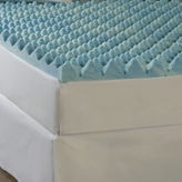 Simmons from Gel Memory Loft 4 Foam Mattress Topper