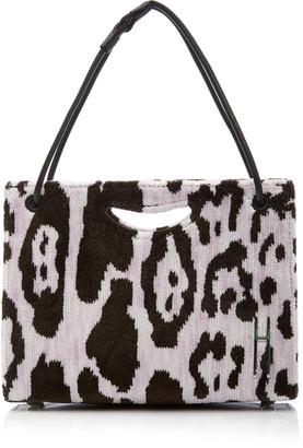 Hayward Mini 1712 Animal Print Velvet Brocade Bag