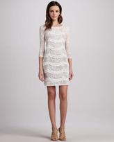 Graham & Spencer Paisley Lace Dress