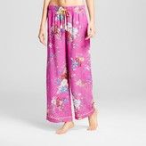 Gilligan & O Women's TENCEL Wide Leg Pajama Pant - Gilligan & O'Malley