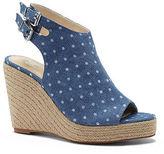 Victoria's Secret Collection Open-toe Wedge Sandal