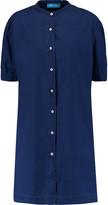 MiH Jeans Poets cotton-chambray mini dress