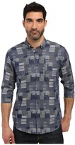 Publish Stanton - 3/4 Sleeve Full Button Up