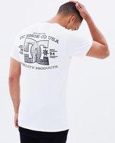 DC Mens Urban Reflect T Shirt