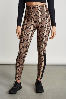 A.l.c. X Bandier High Waisted Pieced Leggings in