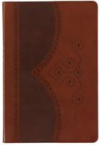 Ted Baker Brogue Medium Notebook