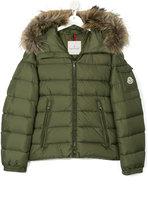 Moncler Byron puffer jacket - kids - Polyamide/Feather/Goose Down - 10 yrs
