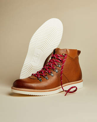Ted Baker LIYKER Leather hiker boots