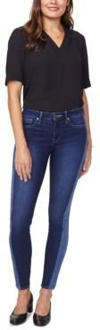NYDJ Ami Side-Striped Skinny Tummy-Control Jeans