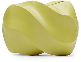 Bottega Veneta Paper Leather Clutch