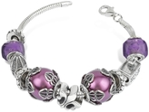 Nuovegioie Tedora Sterling Silver Florence Bracelet