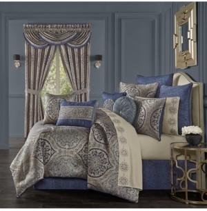 J Queen New York Botticelli California King Comforter Set, 4 Pieces Bedding