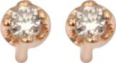 ginette_ny Mini Diamond Clip Earrings