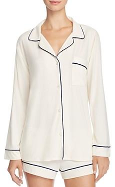 Eberjey Gisele Long Sleeve Short Pajama Set