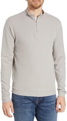 M.Singer Quarter Zip Pullover Sweater