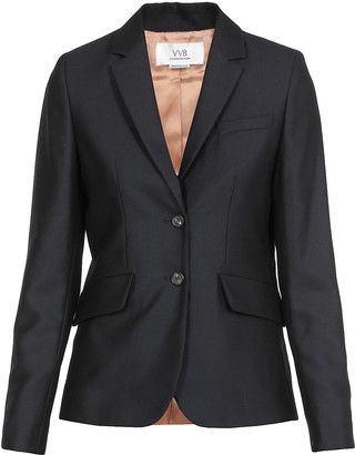 Victoria Victoria Beckham Single-breasted Blazer
