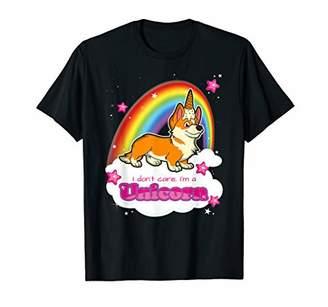 Corgi Welsh Unicorn Shirt Gift Idea T-Shirt