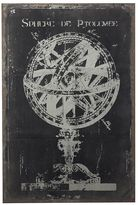 Sterling ''Armillary Sphere'' Canvas Wall Art