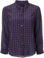 Aspesi shape print shirt