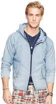 Denim & Supply Ralph Lauren Chambray Hooded Jacket