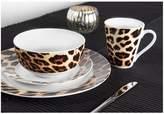 Sabichi Leopard 24-Piece Dinner Set