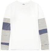Loewe - Patchwork Cotton-jersey T-shirt