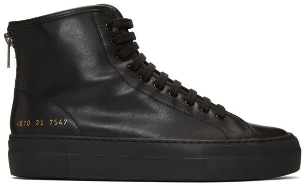 Common Projects High Tops | Shop the