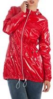 Women's Modern Eternity Waterproof Convertible Maternity Raincoat