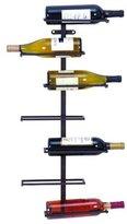 Mercury Row Zaniah 7 Bottle Wall Mounted Wine Rack