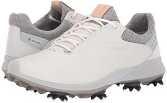 Ecco BIOM G 3 (White) Women's Golf Shoes