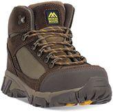 McRae Industrial Men's Steel-Toe Hiking Boots