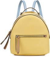 Fendi By The Way leather mini backpack