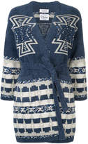 Coohem Spring Native Knit cardigan